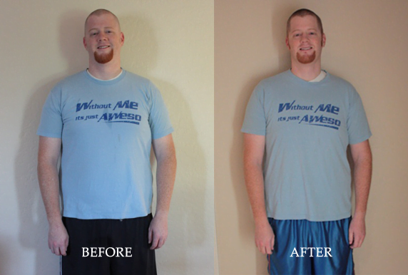 Alex lost 53 lbs on the HCG Diet at MD Diet