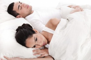 Battling insomnia caused by dieting