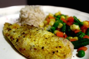 Lemon Pepper Fish