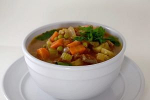 Low Carb Irish Stew Side View