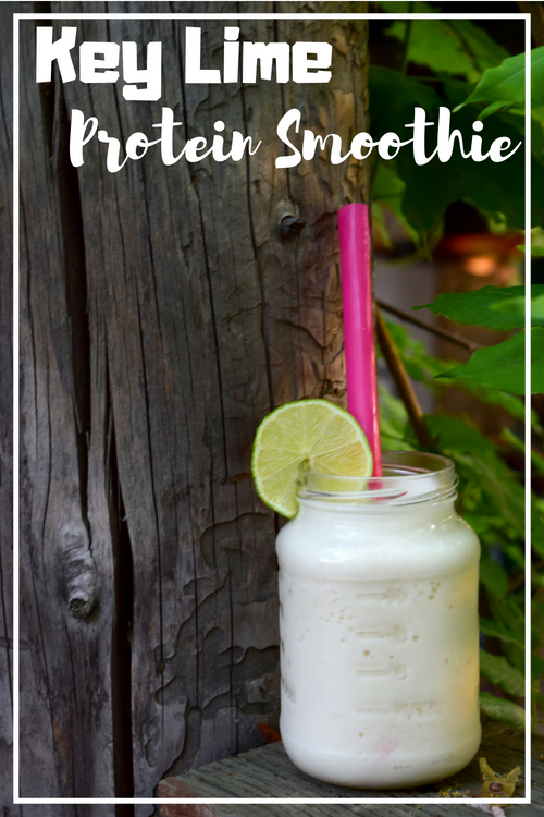 Weight Loss Protein Key Lime Smootie