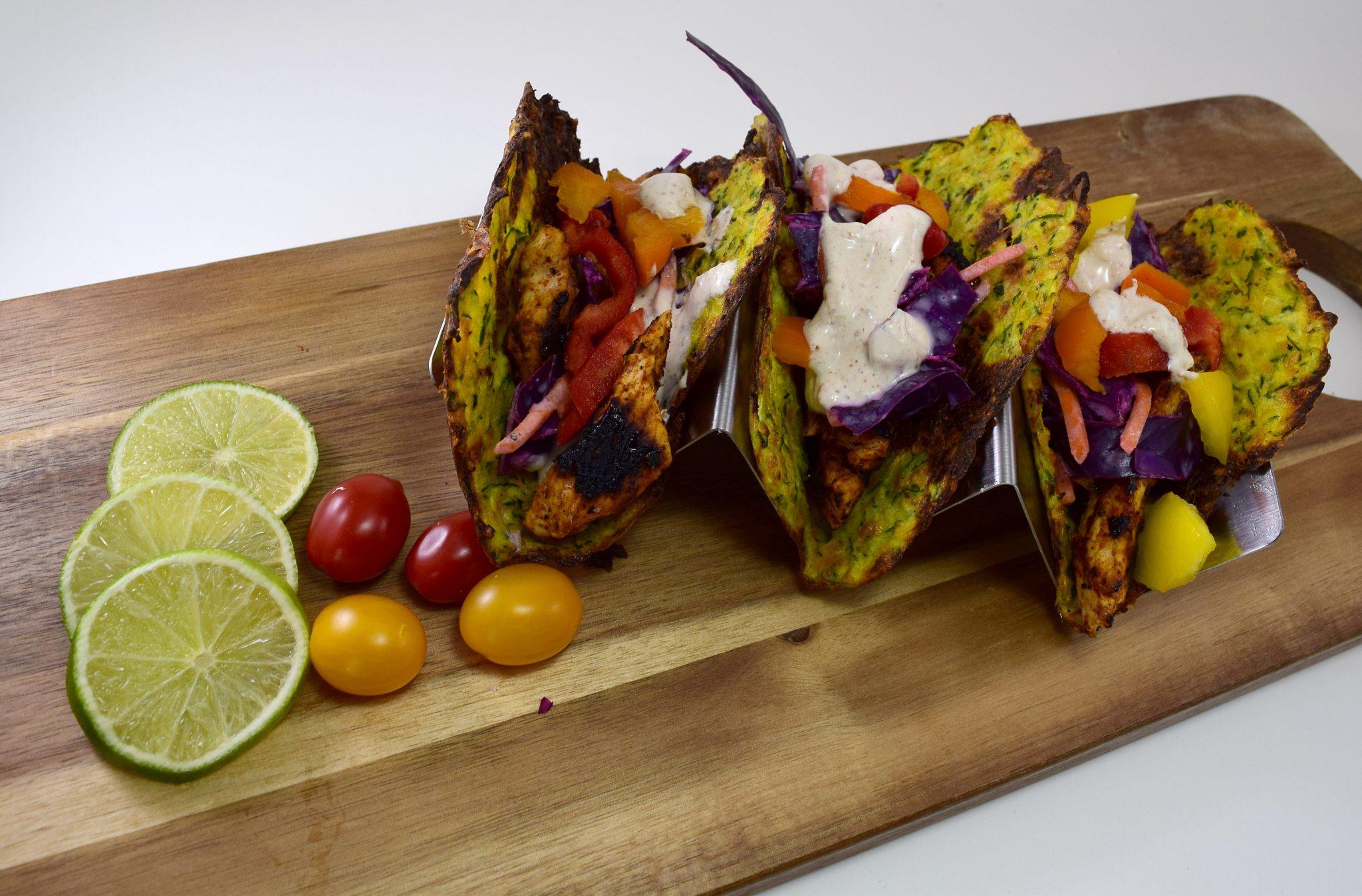Skinny Baja Taco