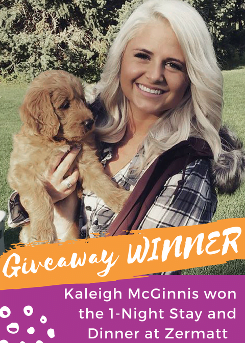 Kaleigh McGinnis, MD Diet's Giveaway Winner