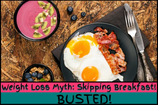 Skipping Breakfast For Weightloss Busted